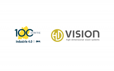 HD Vision Systems is one of the 100 Places for Industry 4.0